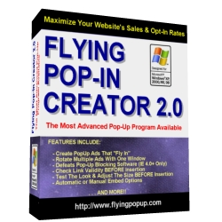 Flying Pop-In Creator 2.0